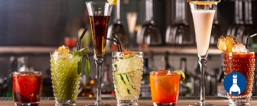 7 Best Alcoholic Drinks for Your Dream Home Bar