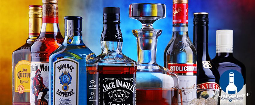 Differences and Similarities Between Hard Liquors