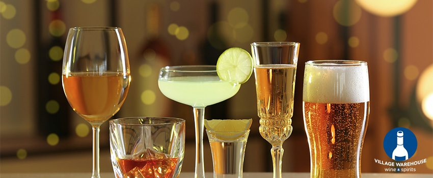 Read more about the article Different Types of Alcoholic Drinks by Alcohol Content